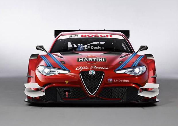Alfa Romeo Giulia jako DTM speci�l? Jsme pro