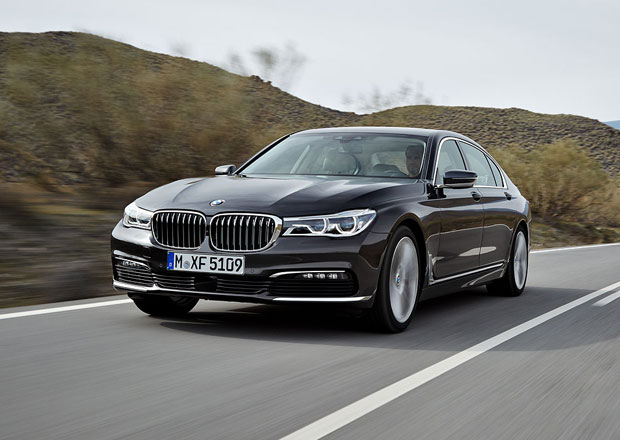 BMW 7 (G11): V��esku od ��jna za 2.389.426 K�, hybrid zat�m chyb�