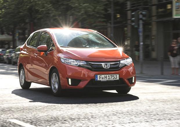 Honda Jazz 2016: Evropská specifikace podrobně