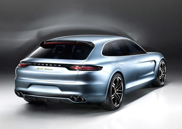 Porsche Pajun již na letošním IAA
