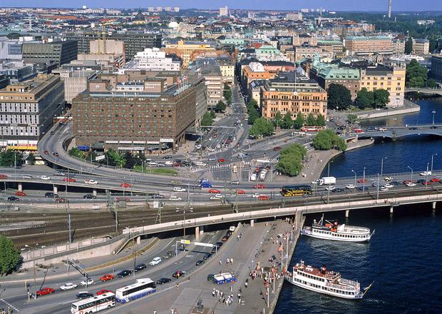 Stockholm na jeden den zakáže automobilovou dopravu