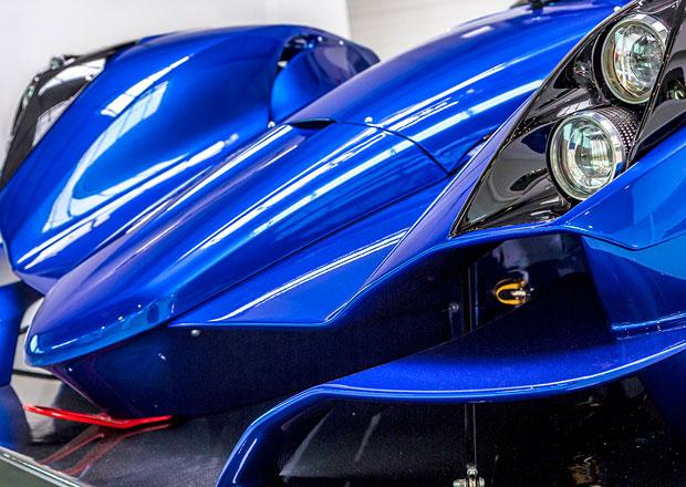 Praga Cars vyrobí 68 supersportů R1R, jeden vyjde na 5,3 milionu Kč