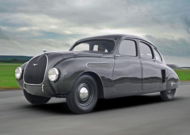 �koda 935 Dynamic: Proudnicov� prototyp slav� 80 let v pln� kr�se