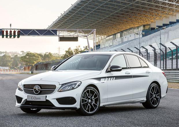 Mercedes-Benz C AMG Line: I konzervativní sedan může vypadat sportovně