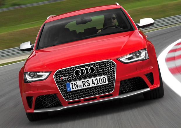 P��t� Audi RS4 m� dostat motor V6 s elektrick�m turbem a v�konem t�m�� 500 kon�