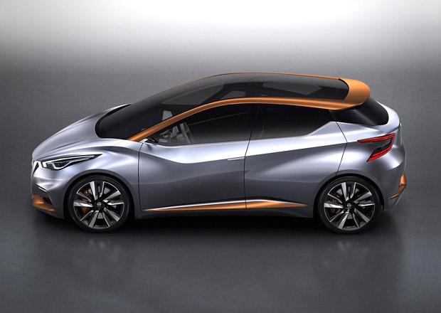 Nový Nissan Micra bude větší a kvalitnější