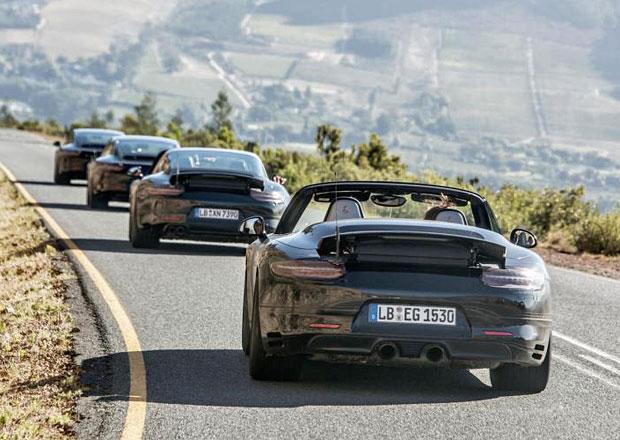 Porsche 911 dostane šestiválec 3.0 Turbo