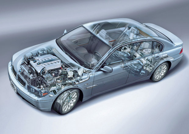 Technika: Elektronika v autech postupuje a nečeká