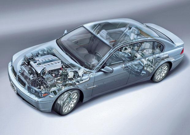 Technika: Elektronika v autech postupuje a ne�ek�