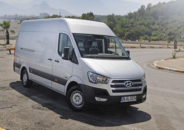 Hyundai H350 vstupuje na český trh, kolik stojí?