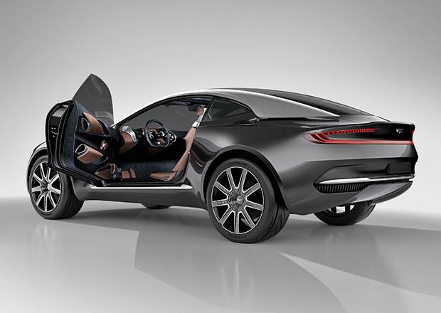 Velká Británie nabízí Aston Martinu prostory pro výrobu