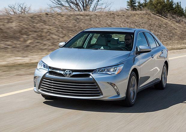 Toyota Camry dostane dvoulitrový turbomotor