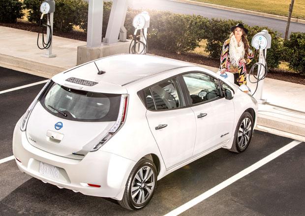 Příští Nissan Leaf by mohl být také jako crossover a SUV