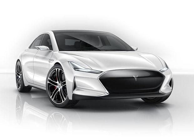 Youxia X: Čínský KITT alias okopírovaná Tesla Model S