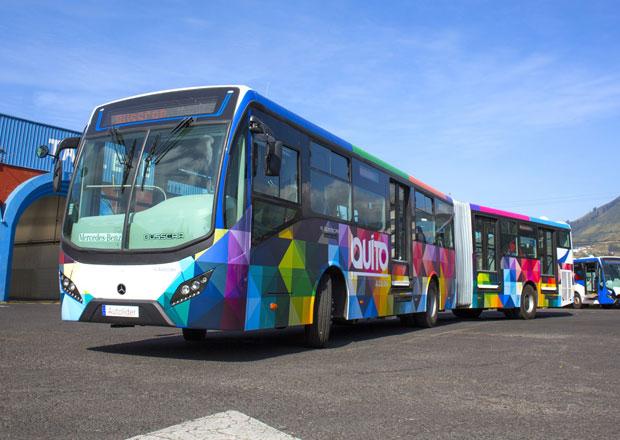 Daimler Buses a významné zakázky pro Jižní Ameriku