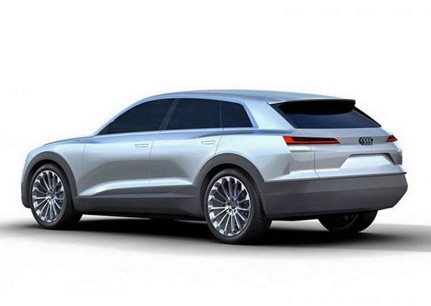 Audi C-BEV: Předobraz elektrického SUV Q6