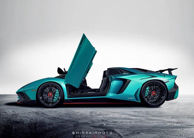 Lamborghini ukáže v Pebble Beach dva nové modely