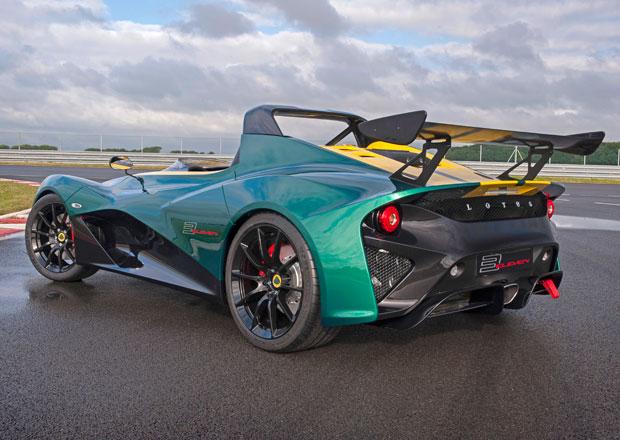 Chystaný crossover Lotusu má být inspirován modelem 3-Eleven bez čelního skla