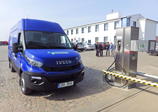 Iveco CNG/LNG: Levn� provoz