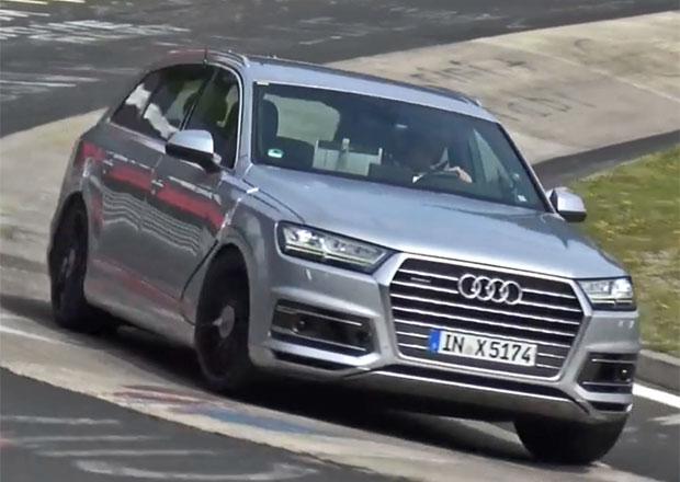 Dle uniklého dokumentu má Audi SQ7 dostat 4.0 TDI V8 se 320 kW (+video)