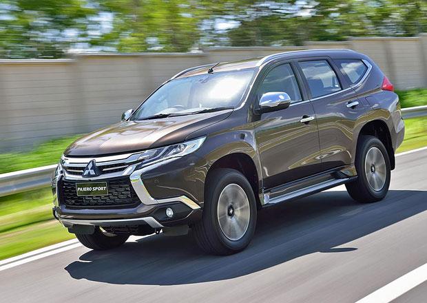 Nové Mitsubishi Pajero Sport se představuje (+video)