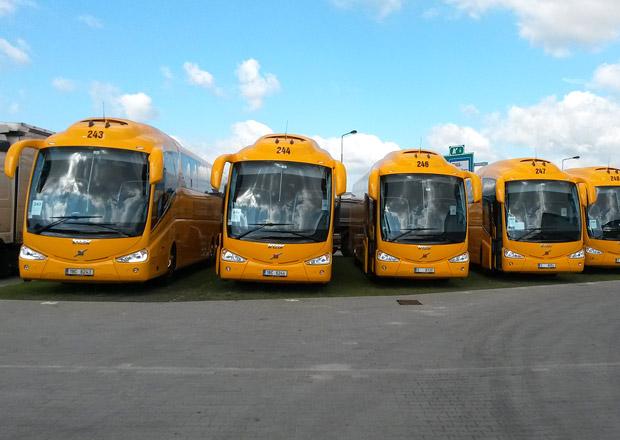 Student Agency chystá další expanzi svých autobusů