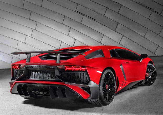 Lamborghini má v Pebble Beach představit model HyperVeloce s 800 koni