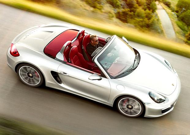 Porsche Boxster a Cayman: Místo šestiválce čtyřválec