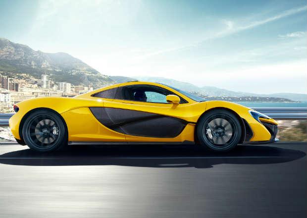 McLaren P14: Nástupce 650S dorazí za tři roky