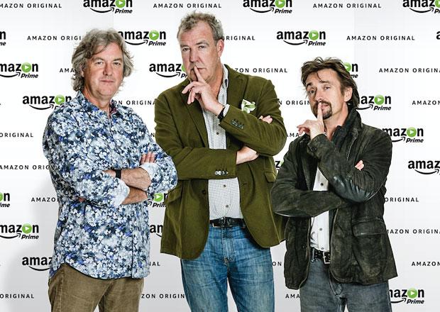 The Grand Tour se blíží, známe nové detaily o Clarksonově nové show