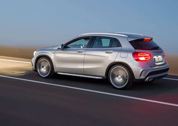 Mercedes-Benz: Novinky u modelů B, CLA a GLA
