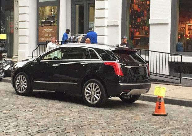 Cadillac XT5-V: Zda bude není vůbec jisté
