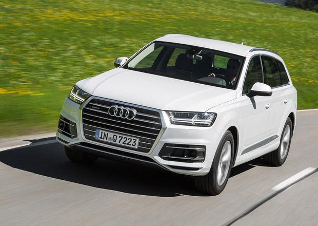 Audi začalo přijímat objednávky na nový základ pro Q7, model 3.0 TDI Ultra jezdí za 5,5 l na 100 km