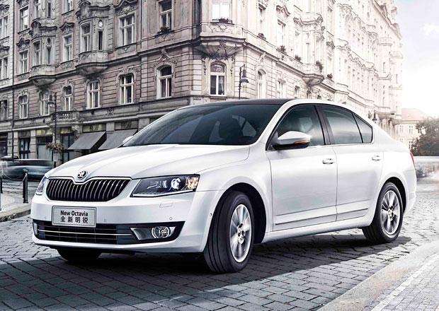 Škoda již v Číně prodala 1,5 milionu vozů