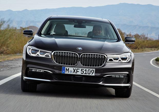 BMW ve Frankfurtu 2015: Řada 7, X1 a modernizovaná M3