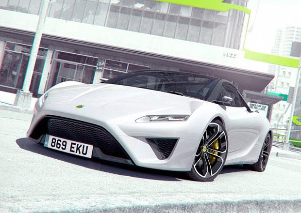 Lotus Elise: Nov� generace do roku 2020