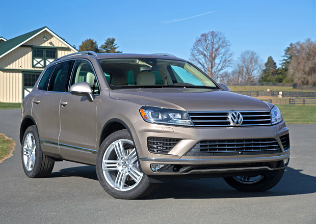 Volkswagen Touareg: Hybrid v USA končí
