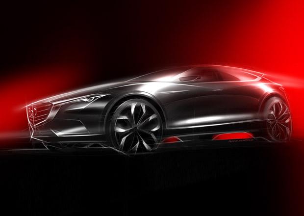 Mazda Koeru: Koncept crossoveru pro Frankfurt