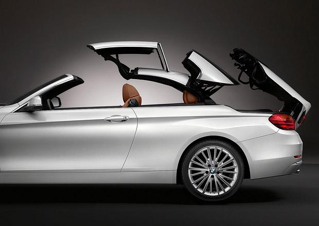 BMW 4 Cabrio použije v příští generaci plátěnou střechu