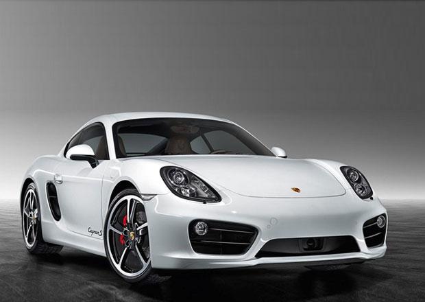 Porsche Exclusive p�edv�d� sv� um�n� na Caymanu S