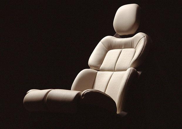 Lincoln Continental Concept: Sedadla pro všechna přání