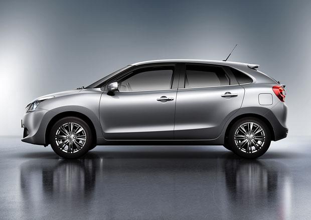 Suzuki zveřejnilo hatchback se staronovým názvem Baleno (+video)