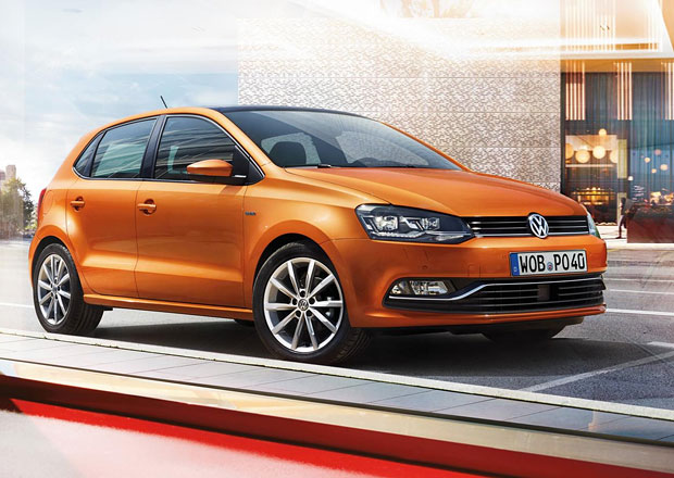 Volkswagen Polo: Edice oslavuj�c� 40 let modelu