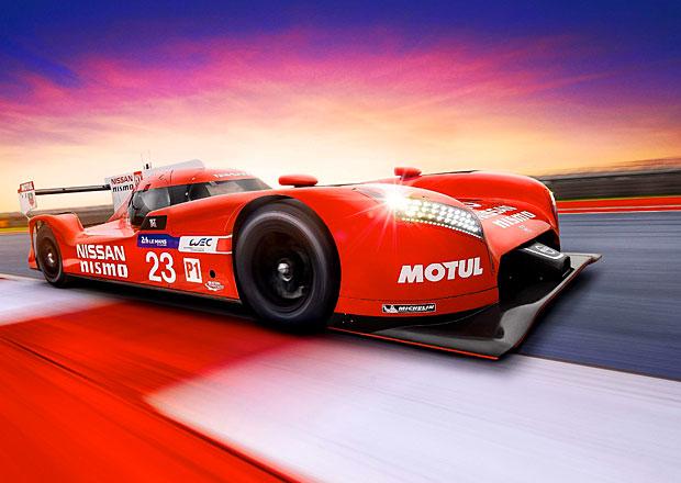 Nissan odch�z� z top kategorie vytrvalostn�ch z�vod� Le Mans