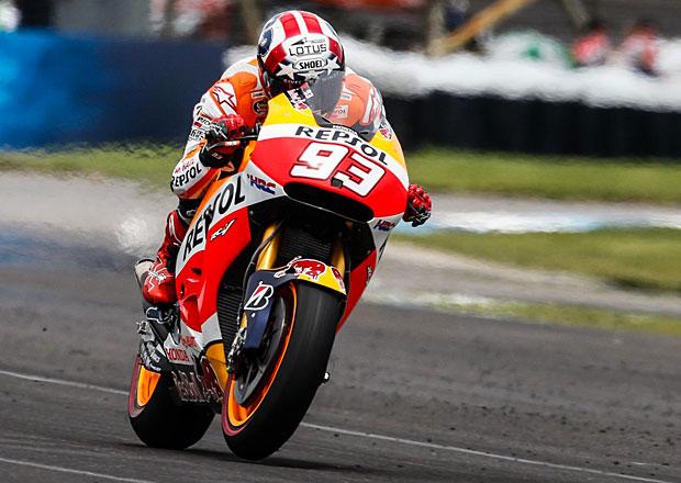 VC Indianapolis 2015: V MotoGP udolal Marc Marquez Lorenza