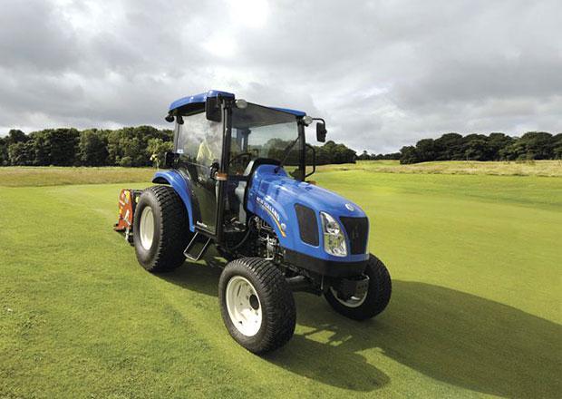 New Holland a modernizovan� kompaktn� traktory