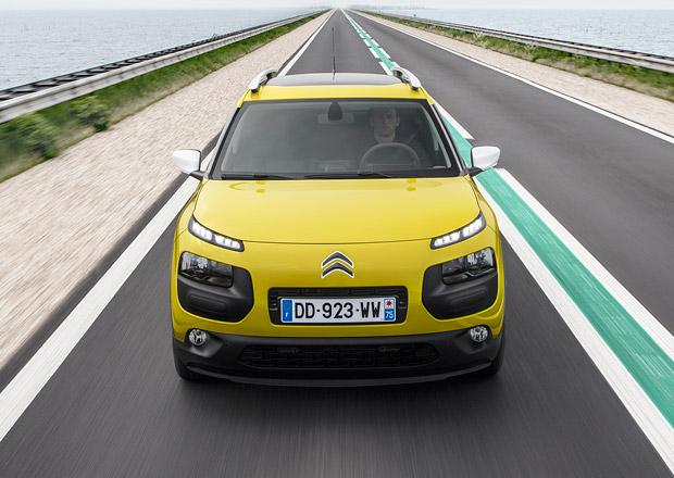 Citroën ve Frankfurtu: Kromě konceptu Méhari i facelift Cactusu a C1