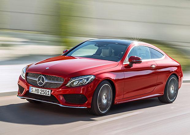 Mercedes-Benz C Coupe oficiálně, vypadá jako větší sourozenec (+ video)
