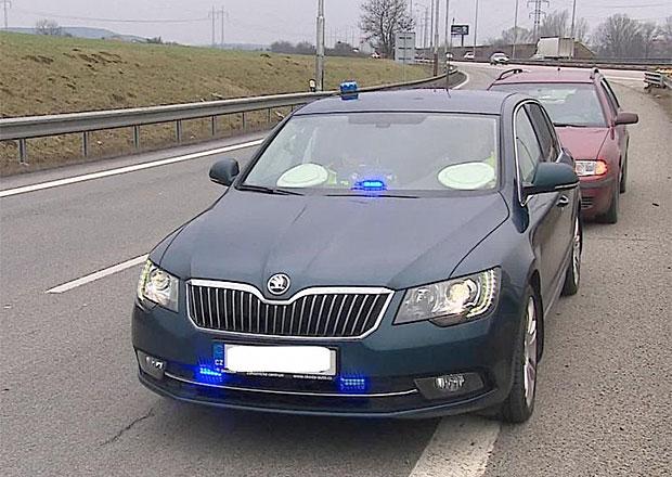Kvůli závodům vBrně bude mít policie na D1 zvýšený dohled