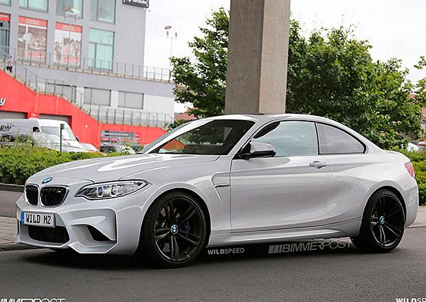 BMW M2: Fanoušci z vozu shodili maskování